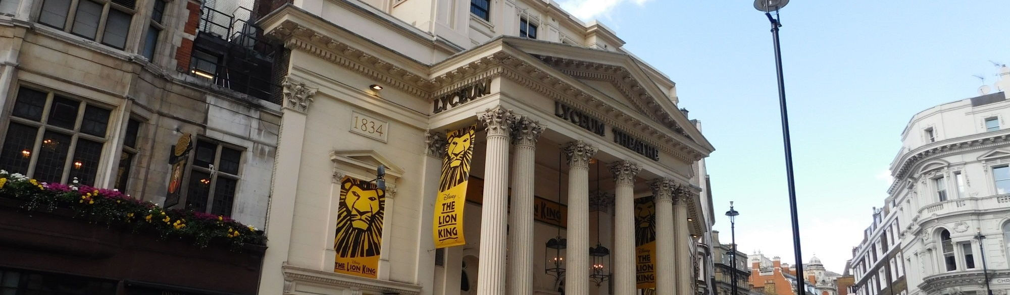 Hotels Near Lion King Theatre London