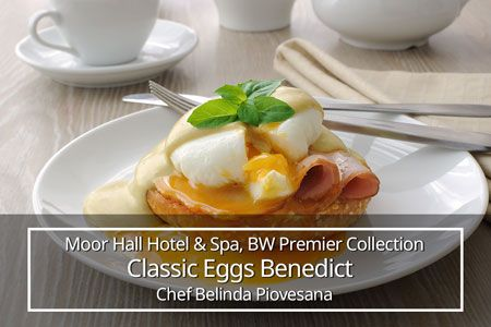 Moor Hall Hotel & Spa, BW Premier Collection breakfast