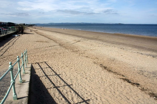 Portobello Beach, Edinburgh