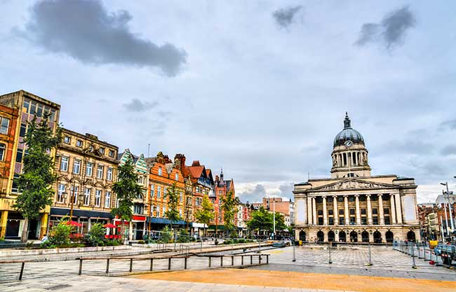 Nottingham-city