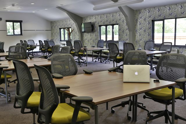 hever hotel meeting space